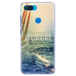 Plastové pouzdro iSaprio Beginning na mobil Xiaomi Mi 8 Lite