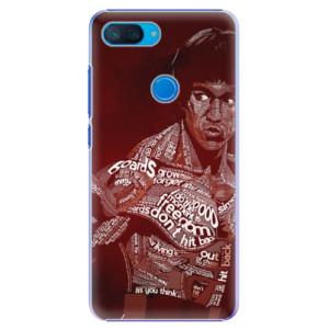 Plastové pouzdro iSaprio Bruce Lee na mobil Xiaomi Mi 8 Lite