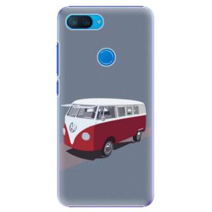 Plastové pouzdro iSaprio VW Bus na mobil Xiaomi Mi 8 Lite