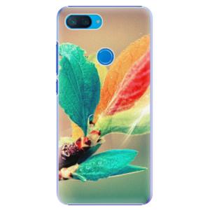Plastové pouzdro iSaprio Podzim 02 na mobil Xiaomi Mi 8 Lite