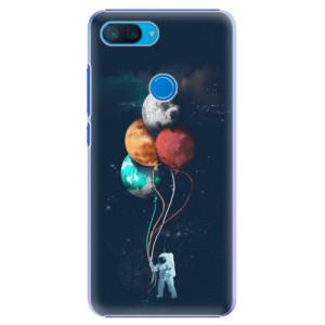 Plastové pouzdro iSaprio Balónky 02 na mobil Xiaomi Mi 8 Lite
