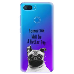Plastové pouzdro iSaprio Better Day 01 na mobil Xiaomi Mi 8 Lite