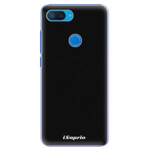 Plastové pouzdro iSaprio 4Pure černé na mobil Xiaomi Mi 8 Lite