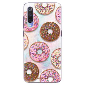 Plastové pouzdro iSaprio Donutky Všude 11 na mobil Xiaomi Mi 9