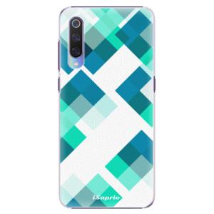 Plastové pouzdro iSaprio Abstract Squares 11 na mobil Xiaomi Mi 9