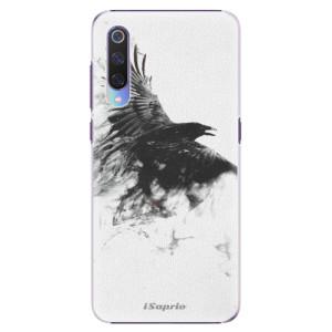 Plastové pouzdro iSaprio Havran 01 na mobil Xiaomi Mi 9