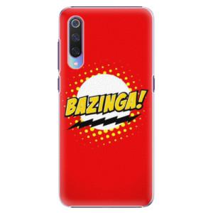 Plastové pouzdro iSaprio Bazinga 01 na mobil Xiaomi Mi 9
