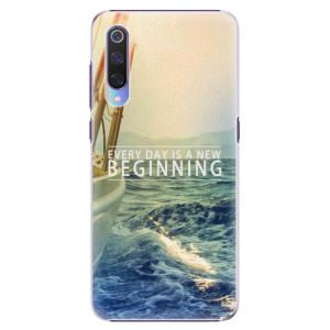 Plastové pouzdro iSaprio Beginning na mobil Xiaomi Mi 9