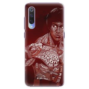 Plastové pouzdro iSaprio Bruce Lee na mobil Xiaomi Mi 9