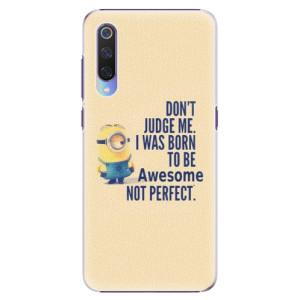 Plastové pouzdro iSaprio Be Awesome na mobil Xiaomi Mi 9