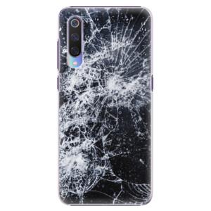 Plastové pouzdro iSaprio Praskliny na mobil Xiaomi Mi 9