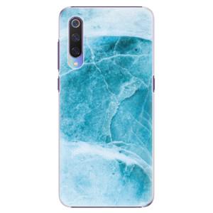 Plastové pouzdro iSaprio Blue Marble na mobil Xiaomi Mi 9