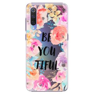 Plastové pouzdro iSaprio BeYouTiful na mobil Xiaomi Mi 9