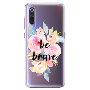 Plastové pouzdro iSaprio Be Brave na mobil Xiaomi Mi 9