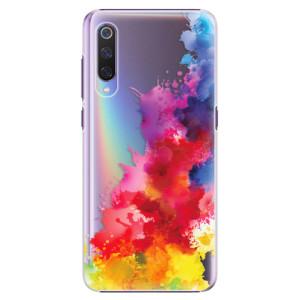 Plastové pouzdro iSaprio Color Splash 01 na mobil Xiaomi Mi 9