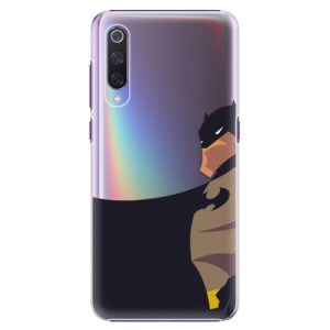 Plastové pouzdro iSaprio BaT Komiks na mobil Xiaomi Mi 9