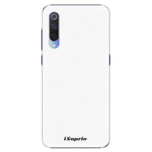 Plastové pouzdro iSaprio 4Pure bílé na mobil Xiaomi Mi 9