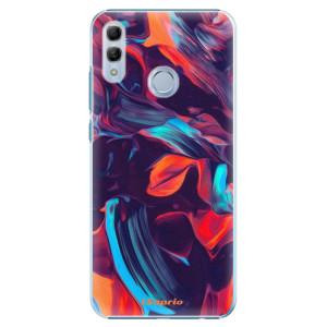 Plastové pouzdro iSaprio Barevný mramor 19 na mobil Honor 10 Lite