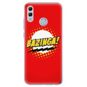 Plastové pouzdro iSaprio Bazinga 01 na mobil Honor 10 Lite
