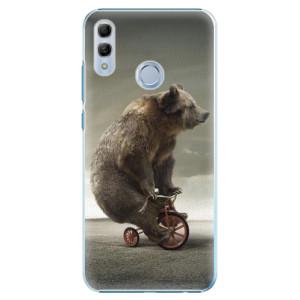 Plastové pouzdro iSaprio Medvěd 01 na mobil Honor 10 Lite