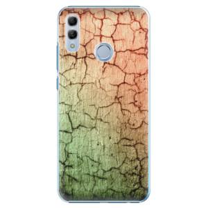 Plastové pouzdro iSaprio Rozpraskaná Zeď 01 na mobil Honor 10 Lite