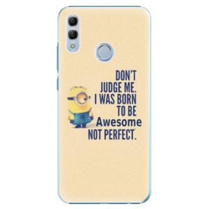 Plastové pouzdro iSaprio Be Awesome na mobil Honor 10 Lite