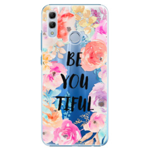 Plastové pouzdro iSaprio BeYouTiful na mobil Honor 10 Lite