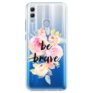 Plastové pouzdro iSaprio Be Brave na mobil Honor 10 Lite