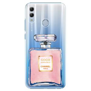 Plastové pouzdro iSaprio Chanel Rose na mobil Honor 10 Lite