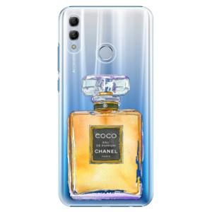 Plastové pouzdro iSaprio Chanel Gold na mobil Honor 10 Lite