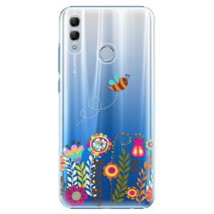 Plastové pouzdro iSaprio Včelka Pája 01 na mobil Honor 10 Lite