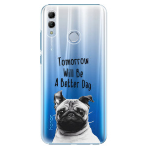 Plastové pouzdro iSaprio Better Day 01 na mobil Honor 10 Lite