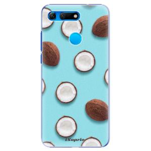 Plastové pouzdro iSaprio Kokos 01 na mobil Honor View 20