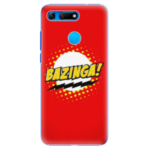 Plastové pouzdro iSaprio Bazinga 01 na mobil Honor View 20