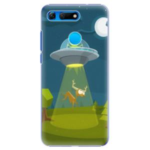 Plastové pouzdro iSaprio Ufouni 01 na mobil Honor View 20
