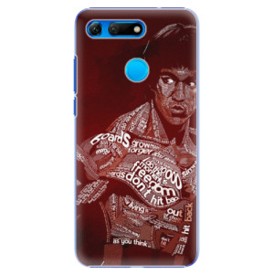 Plastové pouzdro iSaprio Bruce Lee na mobil Honor View 20