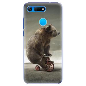 Plastové pouzdro iSaprio Medvěd 01 na mobil Honor View 20