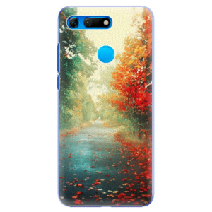 Plastové pouzdro iSaprio Podzim 03 na mobil Honor View 20