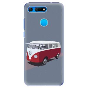 Plastové pouzdro iSaprio VW Bus na mobil Honor View 20