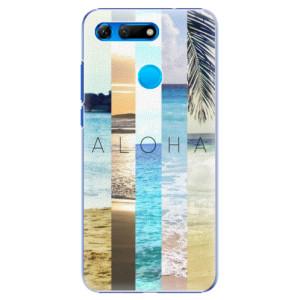 Plastové pouzdro iSaprio Aloha 02 na mobil Honor View 20