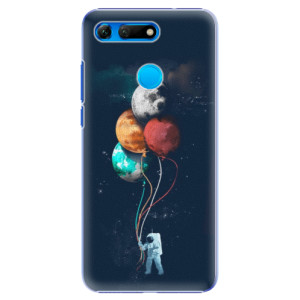 Plastové pouzdro iSaprio Balónky 02 na mobil Honor View 20