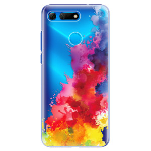 Plastové pouzdro iSaprio Color Splash 01 na mobil Honor View 20
