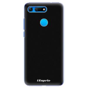Plastové pouzdro iSaprio 4Pure černé na mobil Honor View 20