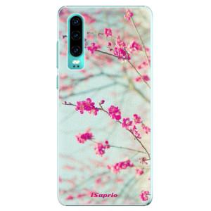 Plastové pouzdro iSaprio Blossom 01 na mobil Huawei P30