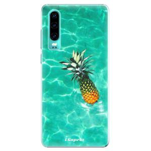 Plastové pouzdro iSaprio Ananas 10 na mobil Huawei P30