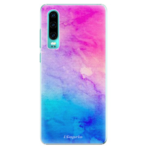 Plastové pouzdro iSaprio Watercolor Paper 01 na mobil Huawei P30