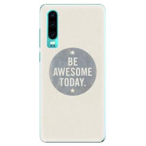 Plastové pouzdro iSaprio Awesome 02 na mobil Huawei P30