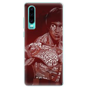Plastové pouzdro iSaprio Bruce Lee na mobil Huawei P30