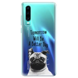 Plastové pouzdro iSaprio Better Day 01 na mobil Huawei P30
