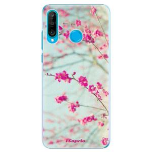 Plastové pouzdro iSaprio Blossom 01 na mobil Huawei P30 Lite